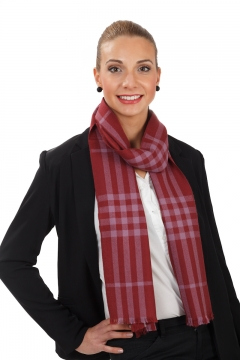 """Business & Travellers Collection"" - 1st. Premium Cashmere Schal - No. 11"